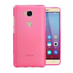 Funda Huawei Honor 5X Gel Rosa