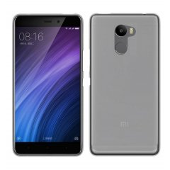 Funda Xiaomi Redmi 4 Gel Transparente