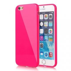 Funda iPhone 6 Gel Rosa