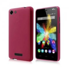 Funda Wiko Bloom 2 Gel Rosa