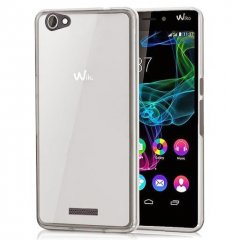 Funda Wiko Ridge 4G Gel Transparente
