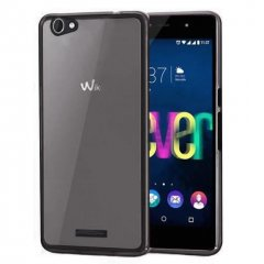 Funda Wiko Fever Gel Negra