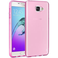 Funda Samsung Galaxy A3 2016 Gel Rosa