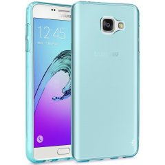 Funda Samsung Galaxy A3 2016 Gel Azul