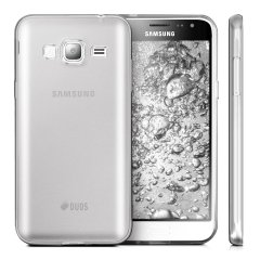 Funda Samsung Galaxy J3 2016 Gel Transparente