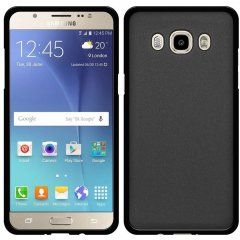 Funda Samsung Galaxy J7 2016 Gel Negra