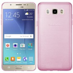 Funda Samsung Galaxy J7 2016 Gel Rosa