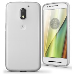 Funda Moto E3 Gel Transparente