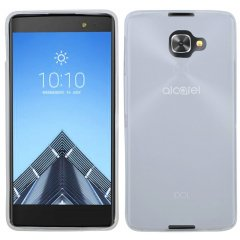 Funda Alcatel Idols 4S Gel Transparente