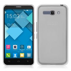 Funda Alcatel C9 Gel Transparente
