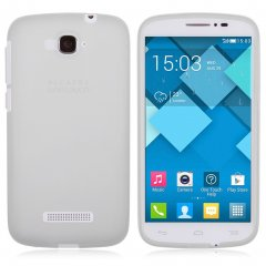 Funda Alcatel C5 Gel Transparente