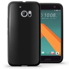 Funda HTC 10 Gel Negra