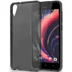 Funda HTC 825 Gel Negra