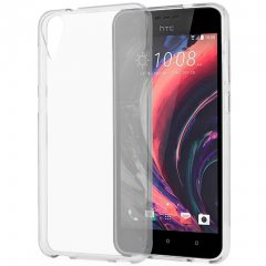 Funda HTC 825 Gel Transparente