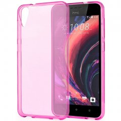 Funda HTC 825 Gel Rosa