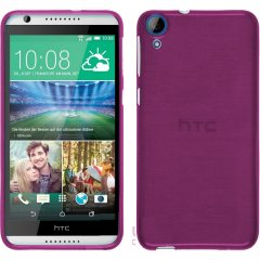 Funda HTC 820 Gel Rosa