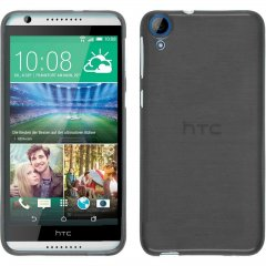 Funda HTC 820 Gel Negra