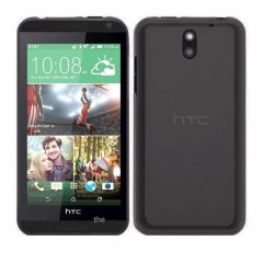 Funda HTC 650 Gel Negra