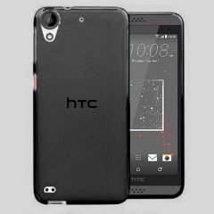 Funda HTC 530 Gel Negro