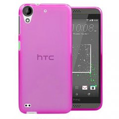 Funda HTC 530 Gel Rosa