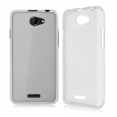 Funda HTC 516 Gel Transparente