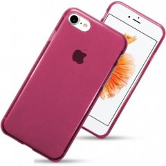 Funda Apple iPhone 7 Gel Rosa
