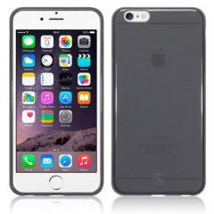 Funda Apple iPhone 6 Gel Negra
