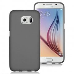 Funda Samsung Galaxy S6 Gel Gris