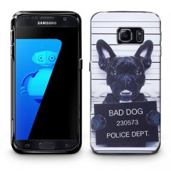 Funda Galaxy A5 2016 Gel Dibujo Doggy