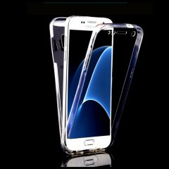 Funda Galaxy S6 Gel Blanda Full Body
