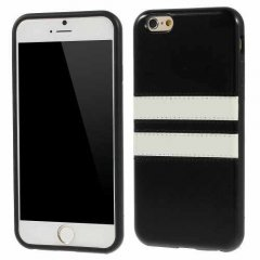 Funda iPhone 6 Gel Rally Negra