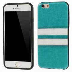 Funda iPhone 6 Gel Rally Verde