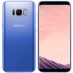 Funda Samsung Galaxy S8 Gel Azul