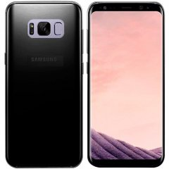 Funda Samsung Galaxy S8 Plus Gel Negro