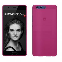 Funda Huawei P10 Plus Gel Rosa