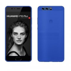Funda Huawei P10 Plus Gel Azul