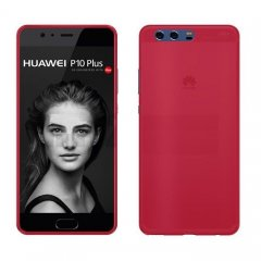 Funda Huawei P10 Plus Gel Roja