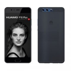 Funda Huawei P10 Plus Gel Negra