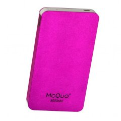 POWER BANK McQuo 8000 mAh