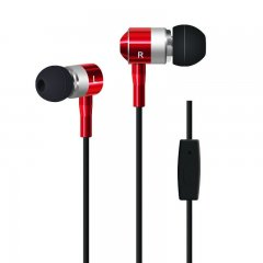 Auriculares Havit in Ear Rojo con micro