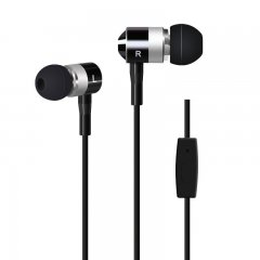 Auriculares Havit in Ear Negro con micro