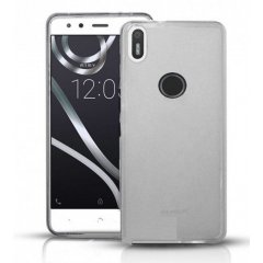 Funda BQ Aquaris X Gel Transparente
