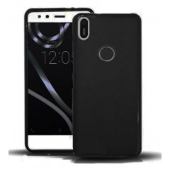 Funda BQ Aquaris X Gel Negra