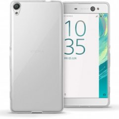Funda Sony Xperia X Performance Gel Transparente