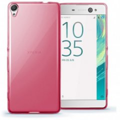 Funda Sony Xperia X Performance Gel Rosa