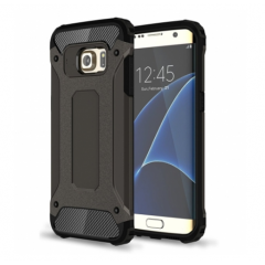 Funda Galaxy S7 Edge Touch Armor Negra