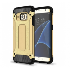 Funda Galaxy S7 Edge Touch Armor Dorada