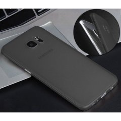 Funda Samsung Galaxy S7 Edge Gel Negra
