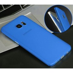 Funda Samsung Galaxy S7 Edge Gel Azul
