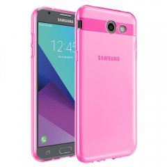 Funda Samsung Galaxy J3 2017 Gel Rosa